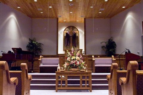 Bethel Baptist Sanctuary
