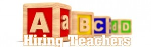 hiring teacher