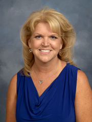 Mrs. Jeanna Waldroup Teacher Fifth Grade/ Business Manager